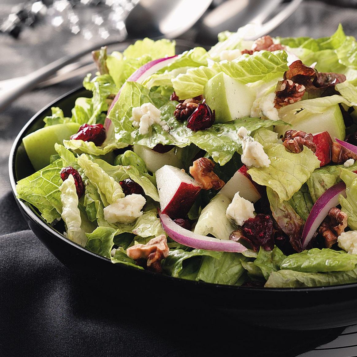 Apple and Walnut Salad - Recipes Salad With Apples