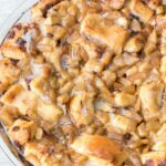 Apple Fritter Cinnamon Roll Bake – Easy Recipes With Apples