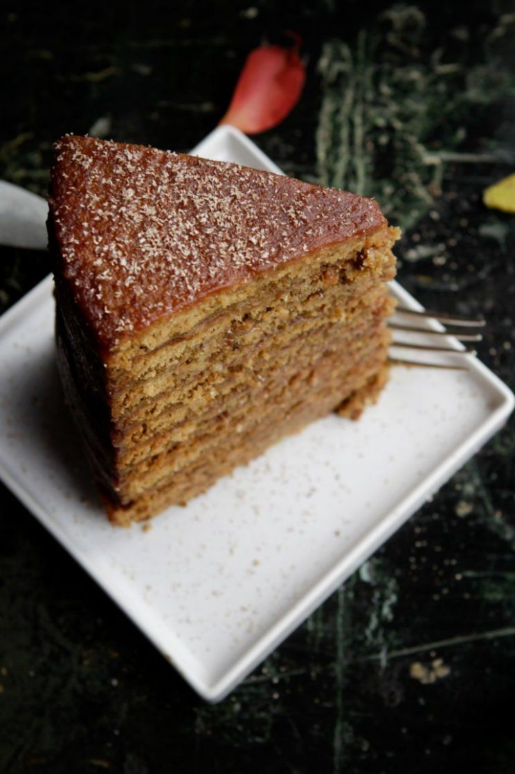 Apple Stack Cake Recipe | Stack cake recipe, Apple stack cake ...