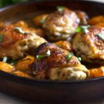 Apricot Baked Chicken – Recipe Chicken Breast Apricot Jam