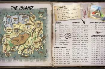 ARK: Survival Evolved - Guide for Beginners (Maps, Dinos, Cooking ...