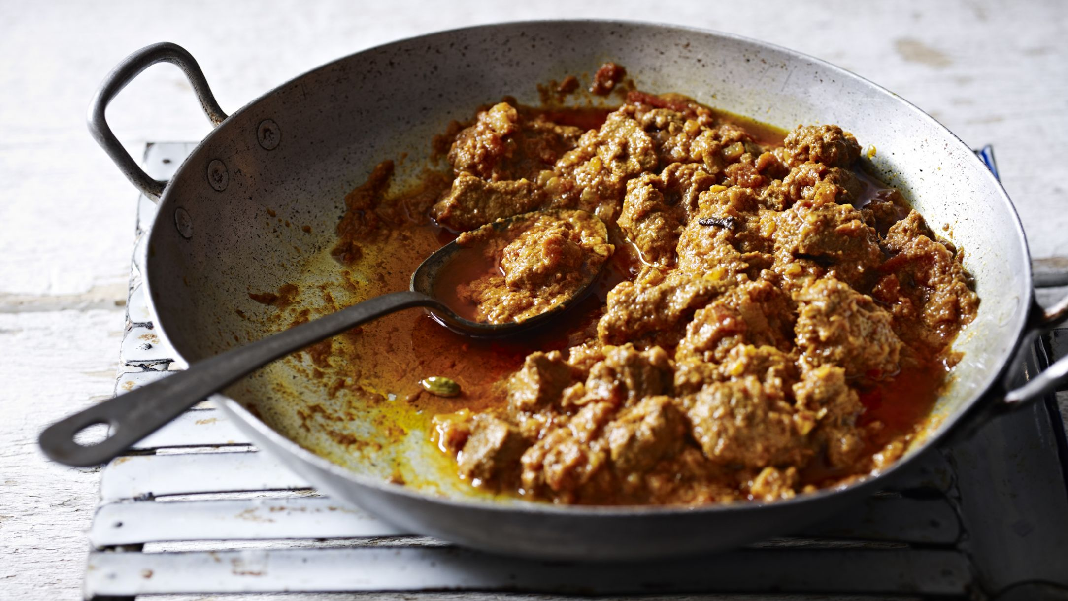 Aromatic beef curry - Recipes Beef Curry