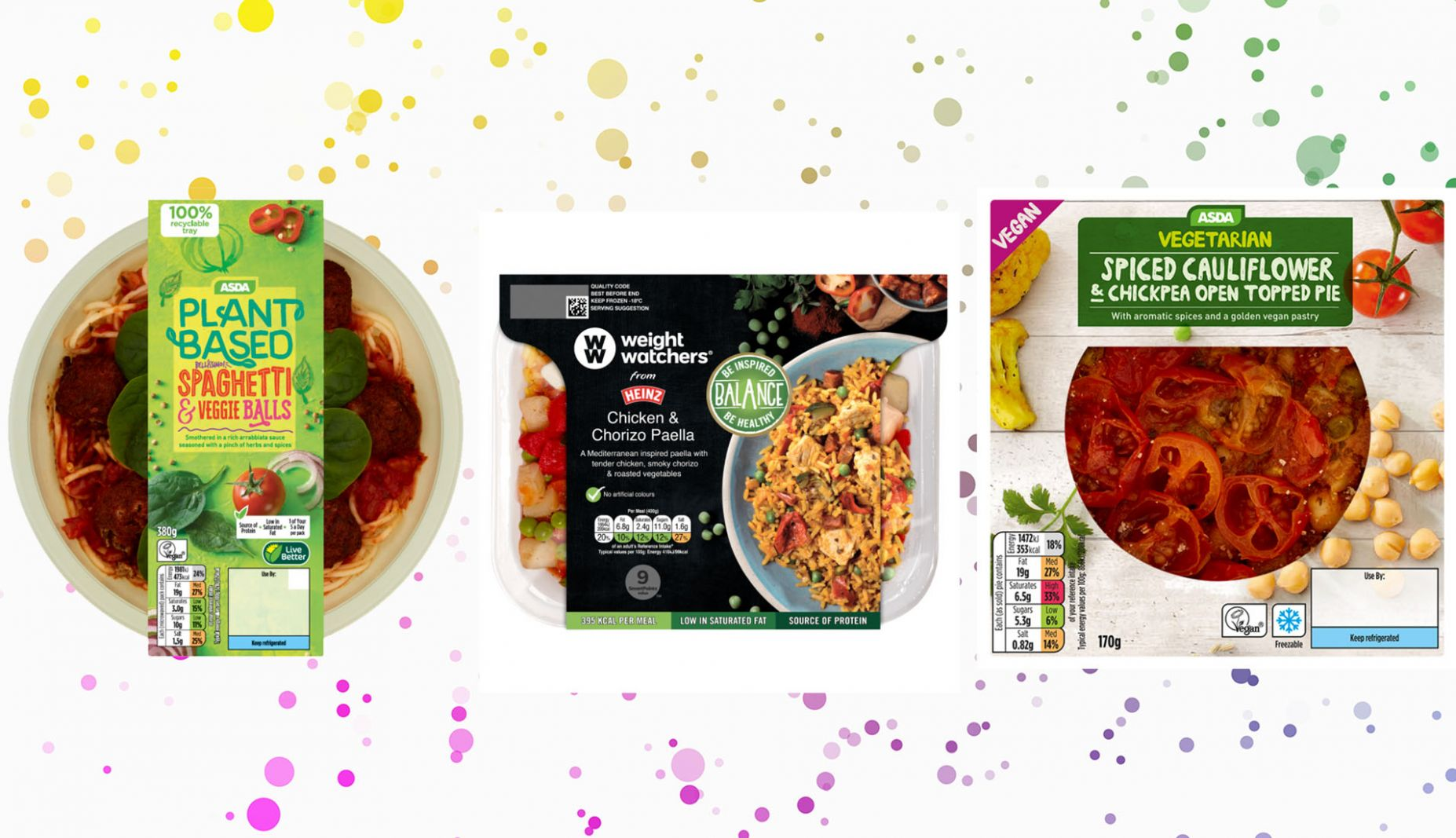 Asda ready meals: healthiest and low calorie options | GoodtoKnow - Healthy Recipes Asda
