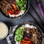 Asian Beef Rice Bowl – Recipes Rice Beef Bowl
