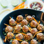 Asian Pork Meatballs – Easy Asian Meatballs For Rice Or Noodle Bowls – Recipes Pork Mince Meatballs