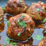 Asian Pork Meatballs – Recipes Pork Mince Meatballs