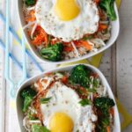 Asian Rice Bowl With Egg – Breakfast Recipes Asian
