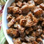 Asian Steak Bites – Recipes With Beef Cubes