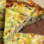 Asparagus And Chervil Quiche – Summer Quiche Recipes Uk