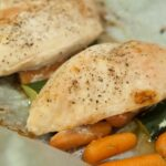 At Home With GCH: Chicken En Papillote With Pesto | Girlfriends ..