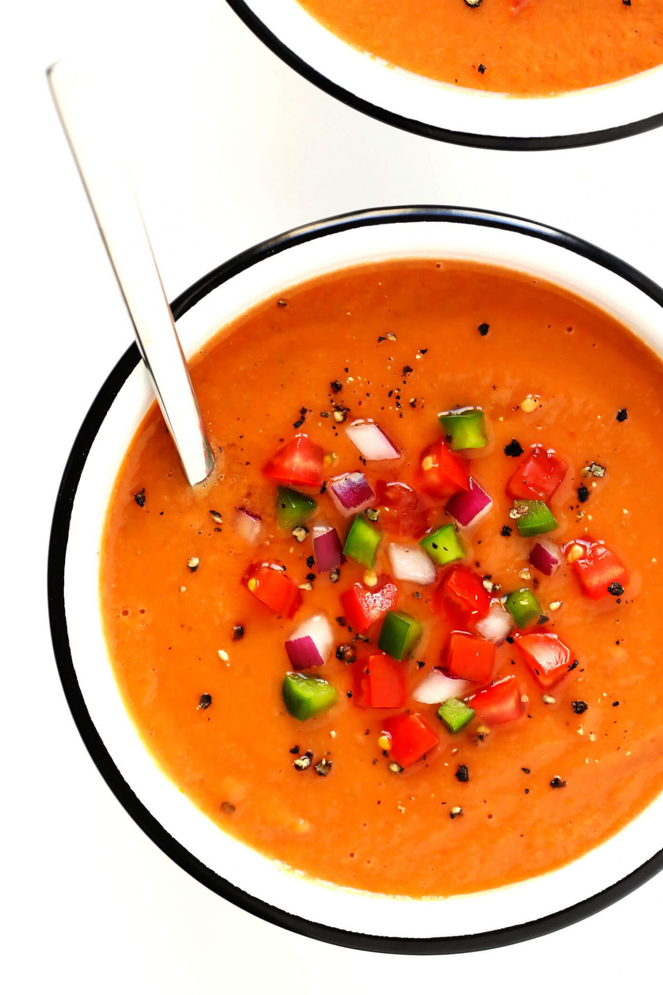 Authentic Gazpacho | Gimme Some Oven - Recipes Gazpacho Soup