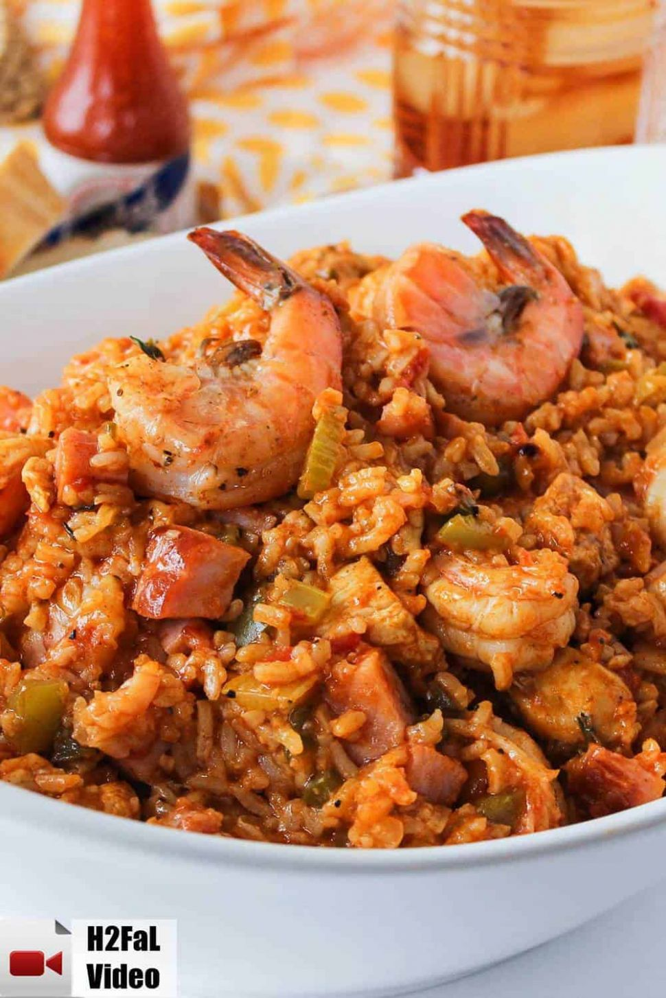 Authentic Jambalaya - Easy Recipes Jambalaya