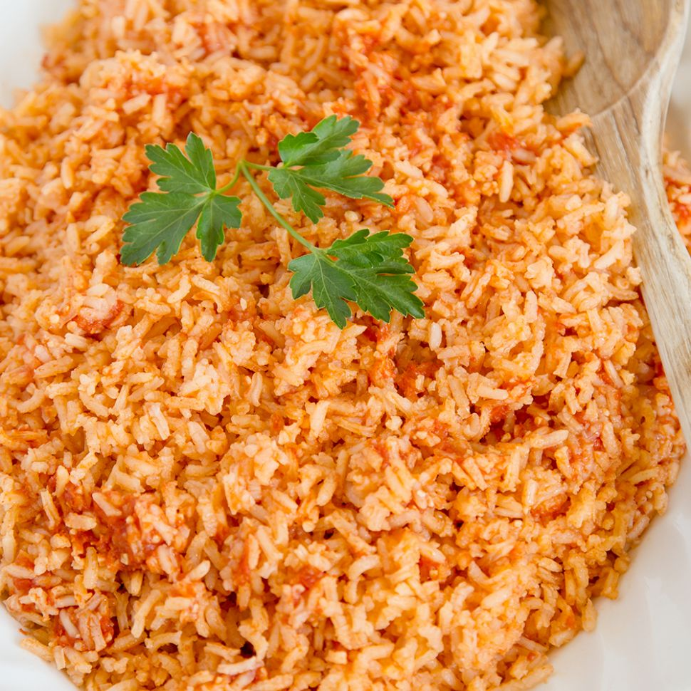 Authentic Mexican Rice - Recipes Mexican Rice