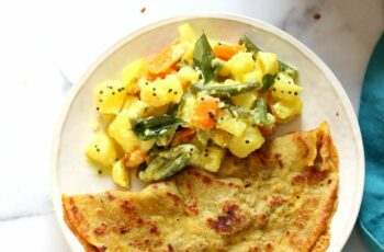 Avial - South Indian Veggie Coconut Curry