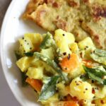 Avial – South Indian Veggie Coconut Curry – Vegan Richa – Recipes Vegetarian Indian Snacks