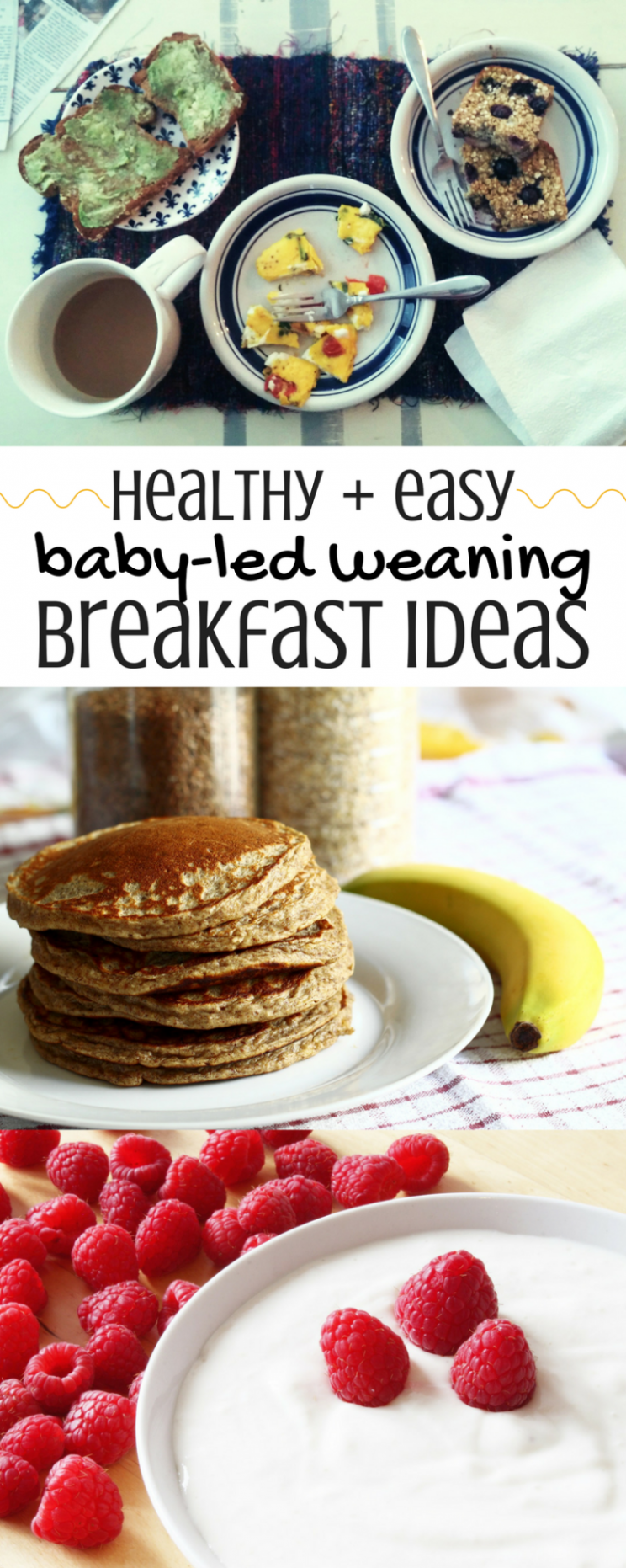 Baby-Led Weaning Breakfast Ideas | Baby led weaning breakfast ..