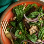 Baby Spinach Salad With Dates And Almonds – Salad Recipes Nytimes