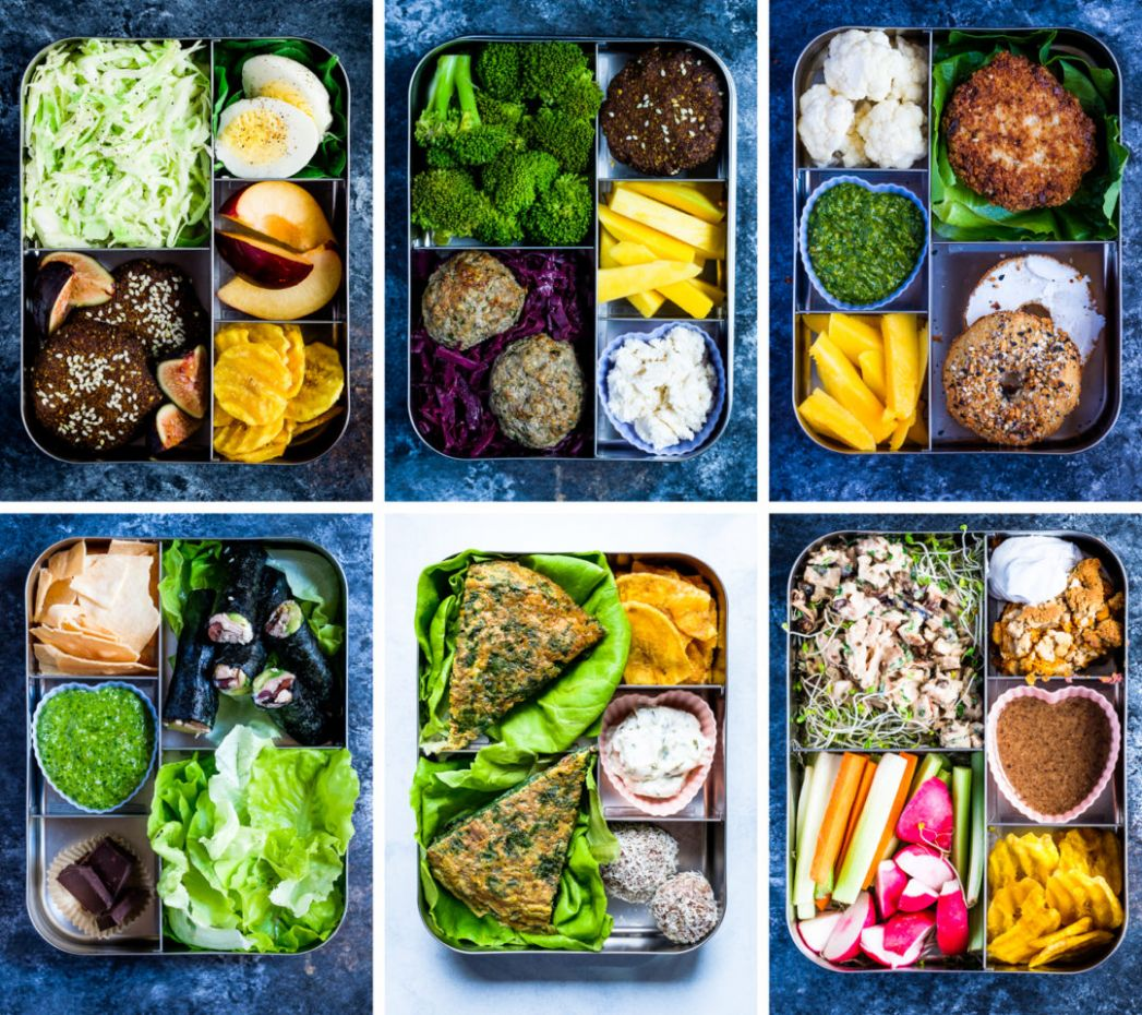 Back To School. Six Lectin-Free Lunch Box Ideas (Part 12 ..
