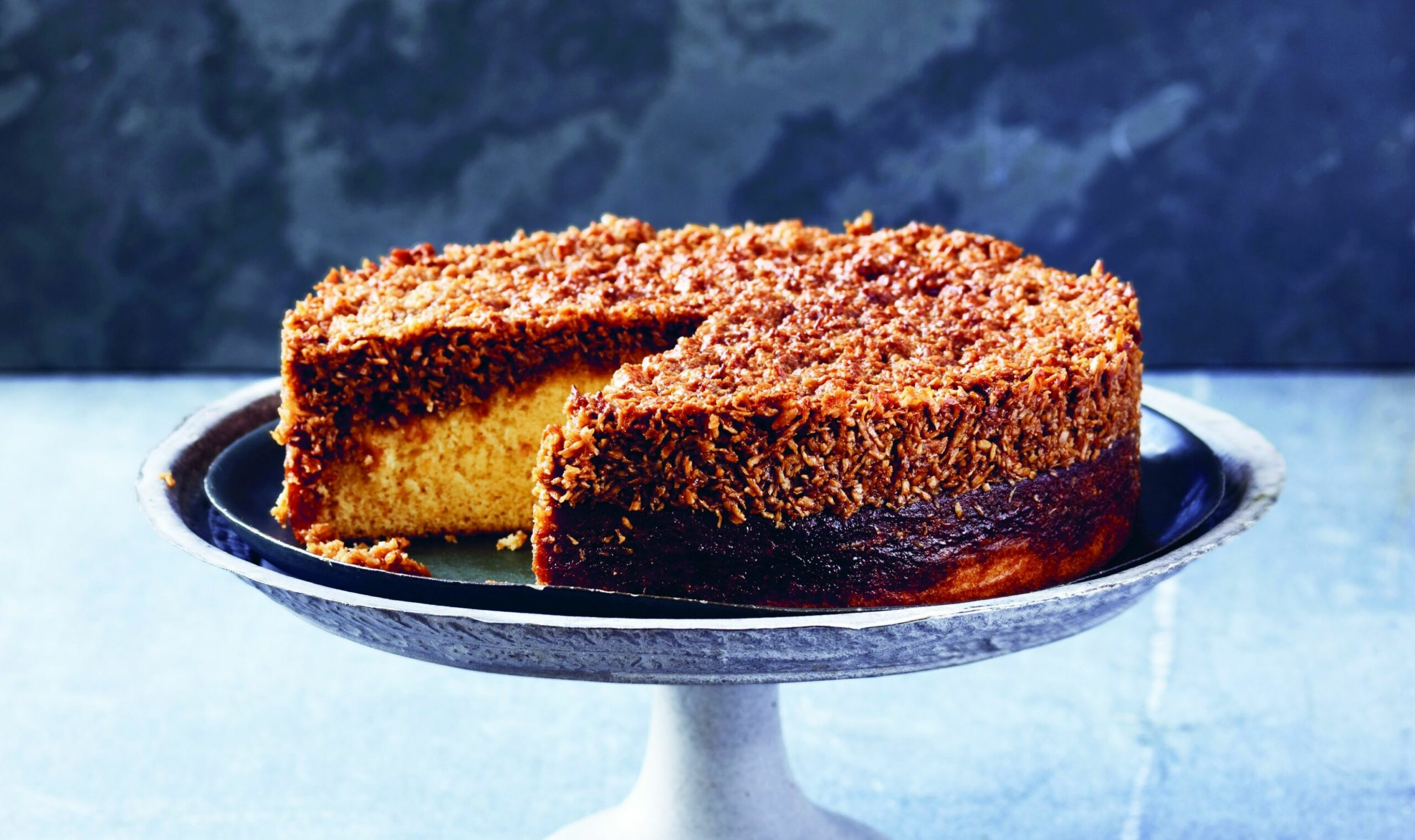 Bake of the Week: Danish dream cake - The Sunday Post - Cake Recipes Guardian
