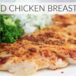 BAKED CHICKEN BREAST | How To Make A Juicy Baked Chicken Breast – Recipe Chicken Breast You Tube