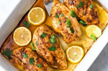 Baked Chicken Breasts! | Feasting At Home