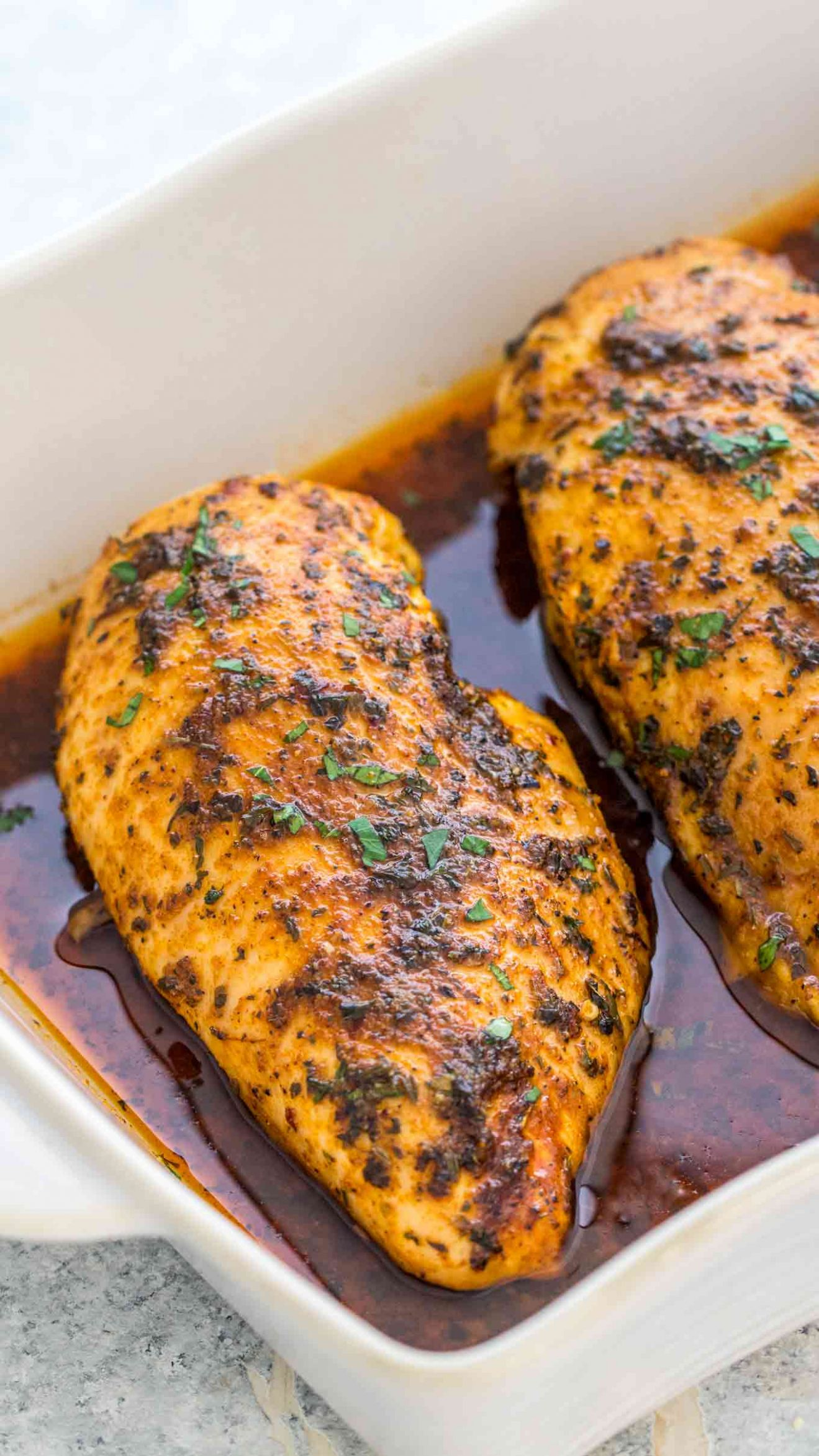 Baked Chicken Breasts - Recipes With Chicken Breast Rib Meat