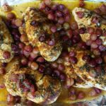 Baked Chicken Breasts With Roasted Grapes – Recipe Chicken Breast Grapes