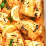 Baked Cod Recipe – Immaculate Bites – Recipes Cooking Cod
