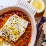 Baked Cod With A Rich Tomato Sauce – Recipe Fish With Tomato Sauce