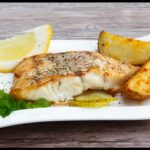 Baked Fish Fillets With Thyme Dijon Topping – Recipes Fish Baked