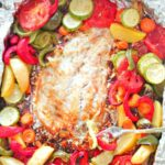 Baked Fish In Foil With Vegetables – Recipe Fish On The Grill In Foil