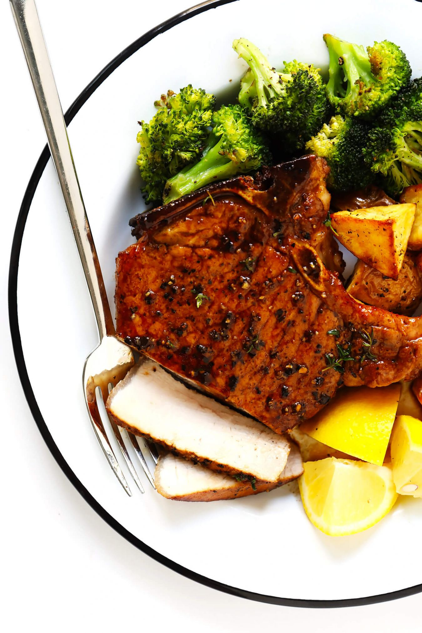 Baked Pork Chops - Recipe Pork Oven