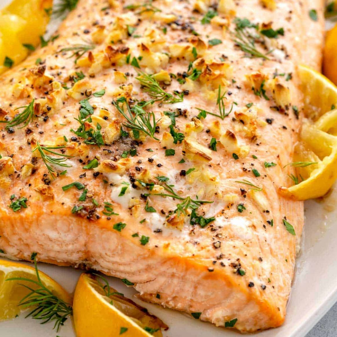 Baked Salmon - Recipes Cooking Salmon Fillets