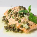 Baked Salmon With Lemon Caper Butter Recipe – Recipe Fish With Capers