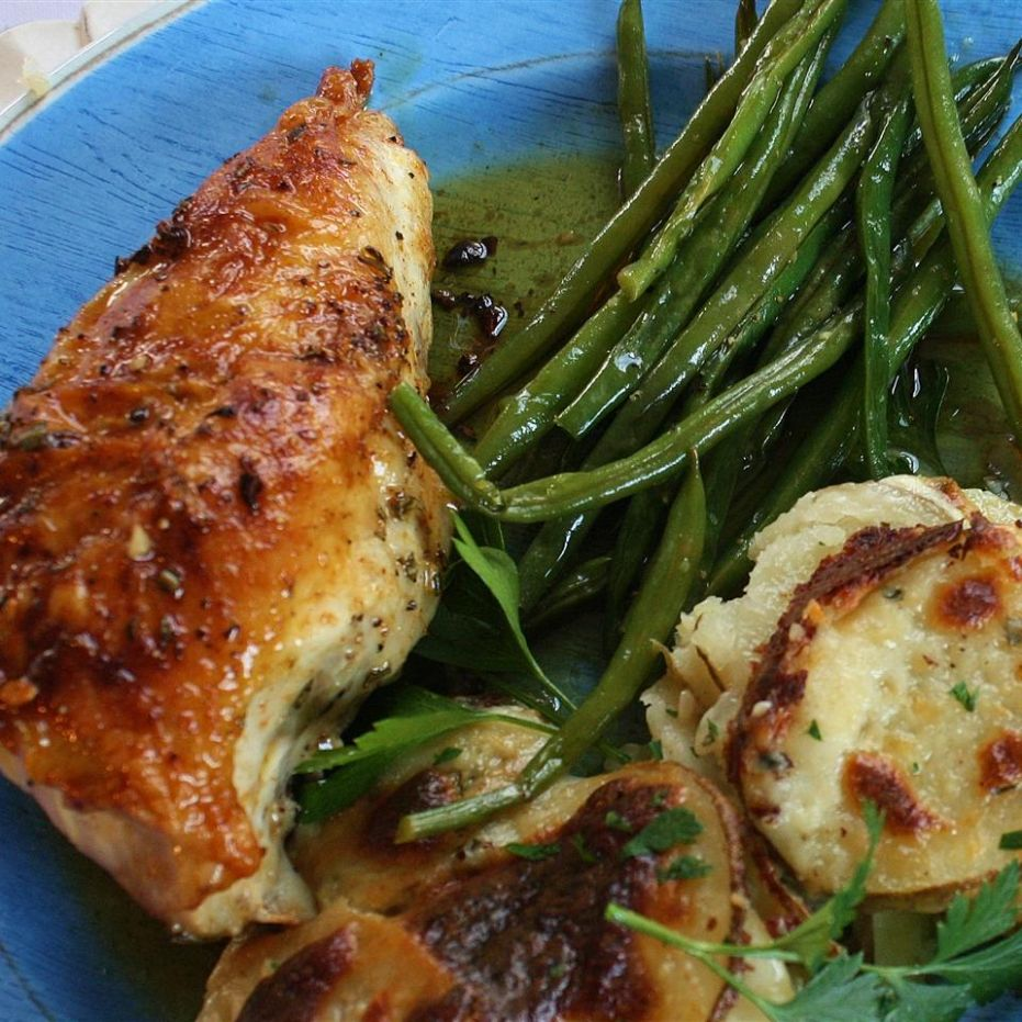 Baked Split Chicken Breast - Recipes Chicken Breast On The Bone