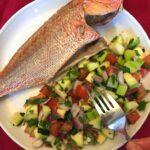 Baked Whole Red Snapper – Recipes Red Fish