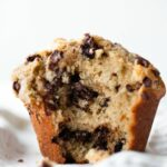 Bakery Style Chocolate Chip Muffins | Sally's Baking Addiction – Recipes Chocolate Chip Muffins