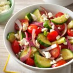 Balsamic Cucumber Salad – Salad Recipes Simple