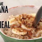 Banana Nut Oatmeal – Breakfast Recipes Low Sodium