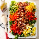 Barbecue Chicken Cobb Salad – Salad Recipes For Bbq