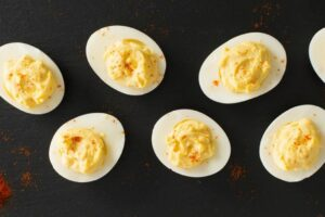 Basic Devilled Eggs