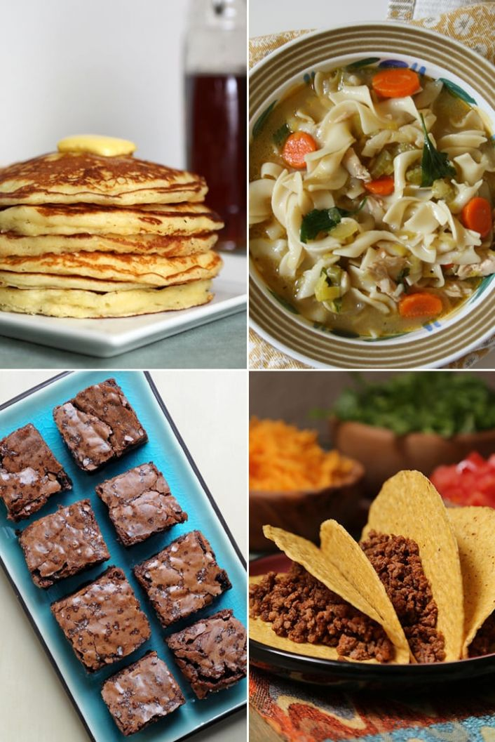 Basic Home Cooking Recipes | POPSUGAR Food - Recipes Home Cooking
