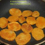 Batata Kaap – Crispy Sliced Potatoes – A Maharastrian Recipe – Potato Recipes In Marathi