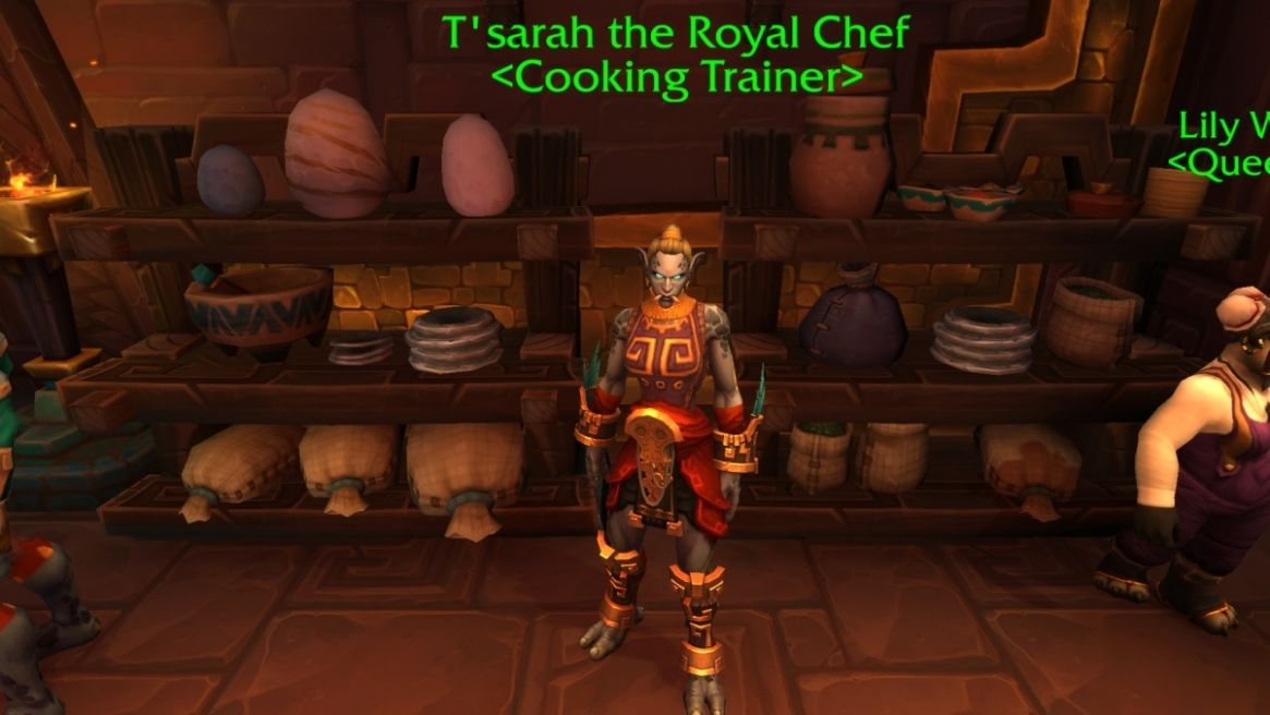 Battle for Azeroth 10-1075 Cooking Profession Guide - Patch 10.10 ..
