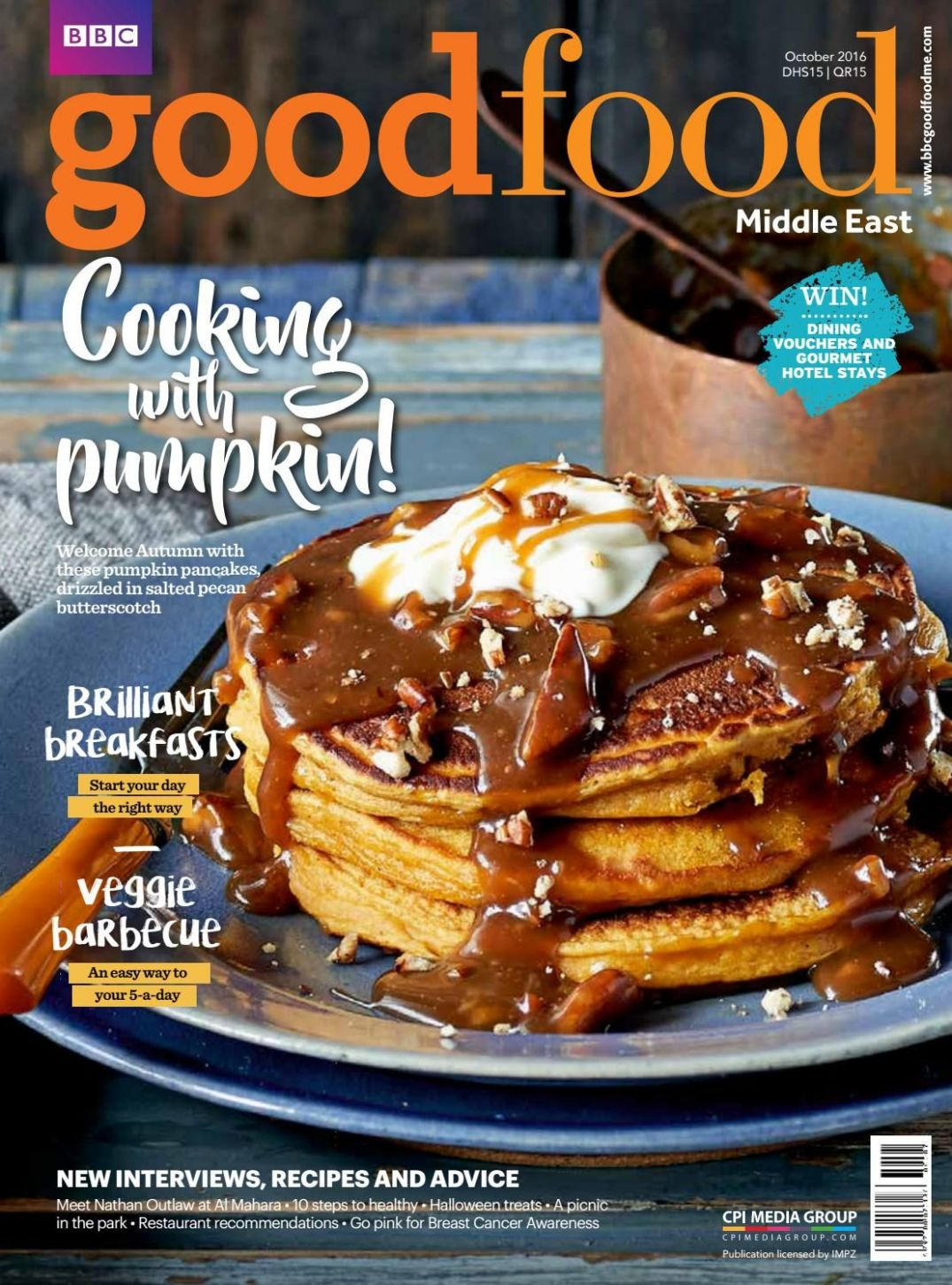 BBC Good Food ME - 12 October in 12 | Bbc good food recipes ..