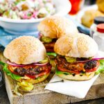 BBQ Cheeseburgers – Sandwich Recipes Bbc Good Food