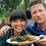 BBQ Pork Chops With Maple Rum Glaze: Jamie Oliver & Felicitas – Pork Recipes Jamie