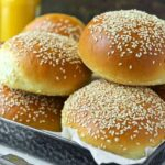 Beautiful Burger Buns – Recipes Sandwich Buns