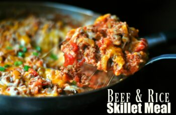 Beef & Rice Skillet Meal