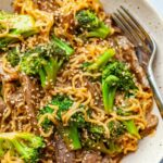 Beef And Broccoli Ramen Stir Fry – Recipes Beef And Broccoli Chinese